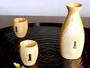 木曽ひのき白木酒器