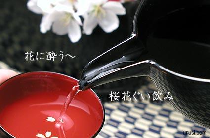 桜ぐい飲み